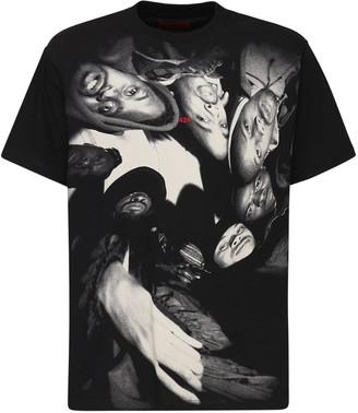 424 Wu-Tang Print Cotton T-Shirt