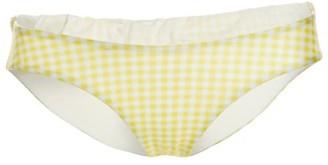 Jonathan Simkhai Gingham Bikini Bottom