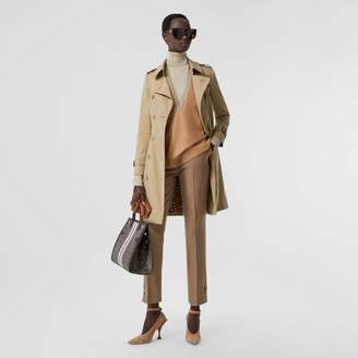Burberry The Mid-length Chelsea Heritage Trench Coat