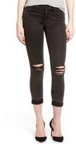 Joe's Jeans Joe&s Jeans &Markie& Destroyed Crop Skinny Jeans (Vyola)