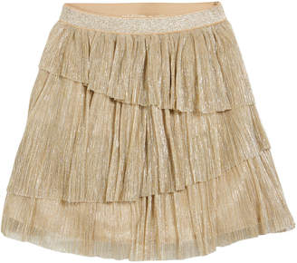 Mayoral Sequined Mini Skirt, Size 8-14