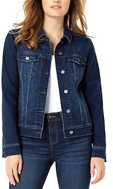 Liverpool Los Angeles Classic Jean Jacket in Essence