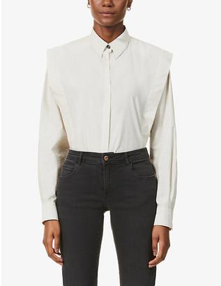 Sessun Stoneford skinny low-rise stretch-denim jeans