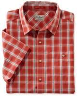L.L. Bean Men's Otter Cliff Shirt, Plaid