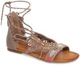 Jessica Simpson Women's Kyndalle Fringe Sandal