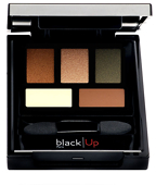 black'Up black|Up 5 Colour Eyeshadow Palette 5g