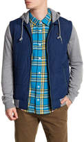 RVCA Puffer Zip Jacket