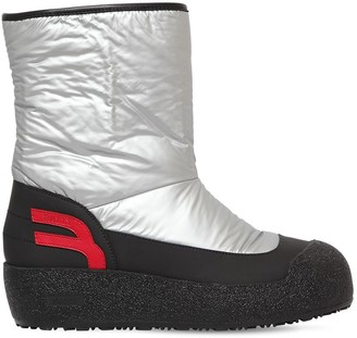 Bally 40mm Camely Nylon Snow Boots