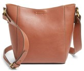 Frye Leather Bucket Bag - Brown
