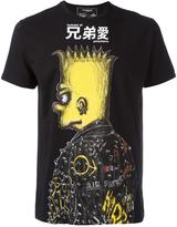 Dom Rebel 'Punk' T-shirt