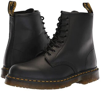 Dr. Martens Work 1460 SR 8-Tie Boot (Black) Work Boots