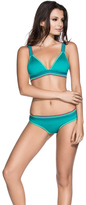 Agua Bendita 2017 Bendito Pixel Bikini Top AF50847G1T