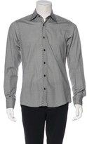 Gucci Geometric Print Shirt