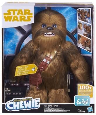 Star Wars Ultimate Co-pilot Chewie