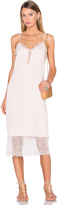 House Of Harlow x REVOLVE Emma Lace Hem Slip Dress