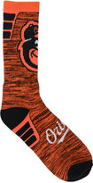 For Bare Feet Baltimore Orioles Jolt Socks