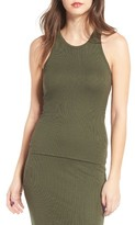 Leith Women's Ribbed Tank