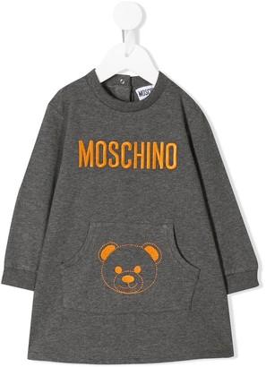 MOSCHINO BAMBINO Logo Sweatshirt