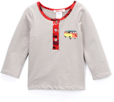 Baby Nay Gray Cars Henley - Infant