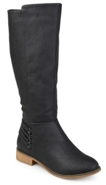 Journee Collection Marcel Wide Calf Riding Boot
