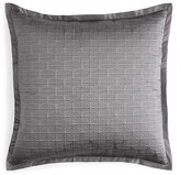 Hudson Park Artesia Quilted Euro Sham - 100% Exclusive