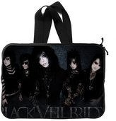 Lucky S Hot Selling Black Veil Brides New Laptop Sleeve 13 Inch(Twin Sides) Comfortable