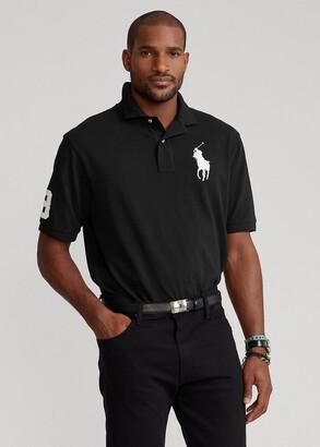 Ralph Lauren Big Pony Mesh Polo Shirt