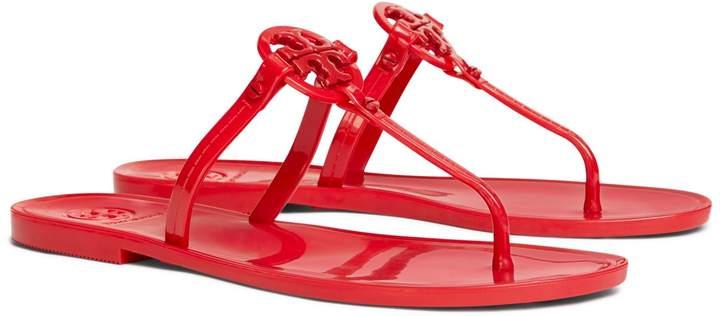 Mini Miller Jelly Thong Sandal