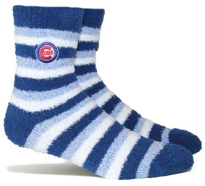 Stance Chicago Cubs Fuzzy Steps Socks
