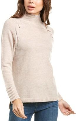 Kier & J Turtleneck Cashmere Sweater