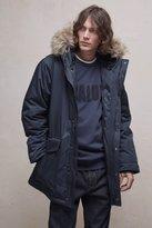 French Connection Bystander Nylon Parka Jacket