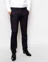 Antony Morato Suit Trousers In Slim Fit