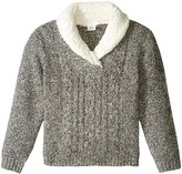 Egg by Susan Lazar Levi Sweater (Toddler/Kid) - Grey - 6 Years