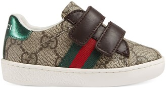 Gucci Toddler Ace GG Supreme sneaker