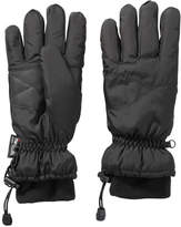 Joe Fresh Women's Insulated Ski Gloves, Black (Size S/M)