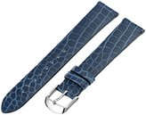 Michele Women's MS18AN010470 Analog Display Blue Watch Band