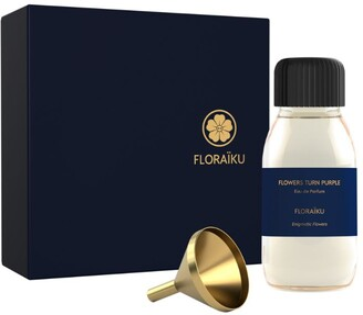 FLORAIKU Flowers Turn Purple Eau de Parfum Refill (60 ml)