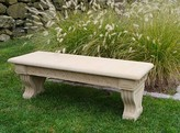 The Well Appointed House Hawthorne Garden Bench