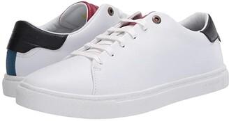 Ted Baker Leepow (White) Men's Shoes