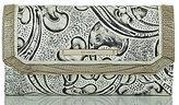 Brahmin Delano Collection Soft Checkbook Wallet