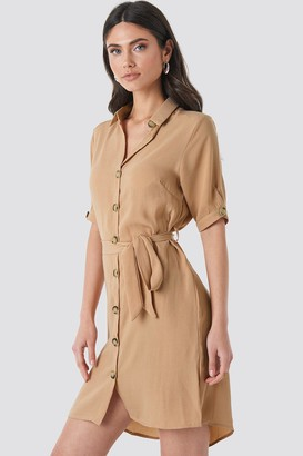 Sisters Point Erob Dress Brown