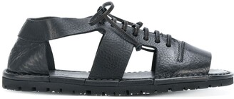 Marsèll lace tie sandals