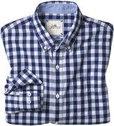 Johnston & Murphy Slim Fit Washed Shirt