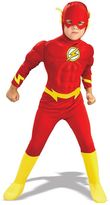 Justice DC Comics The Flash Deluxe Muscle Costume - Toddler