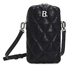 Balenciaga Women's Touch Quilted Leather Crossbody Bag