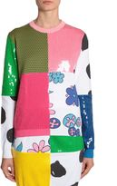 Jeremy Scott Patchwork Jumper