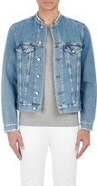 Acne Studios Men's Distressed Denim Jacket