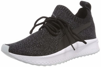 Puma Unisex Adults Tsugi Apex Evoknit Low-Top Sneakers Black-Iron Gate 8 UK