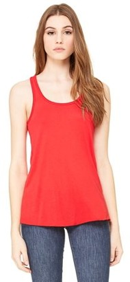 Clementine Apparel Women's Flowy Everyday Racerback Tank