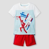 Cat & Jack Toddler Boys' Top and Bottom Sets Turquoise Glass